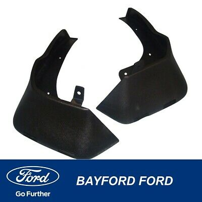 Mud Flaps Rear Set (2) Mudflaps Suits Ford Fg Xr6 Xr8 Xr Ute New Genuine Part