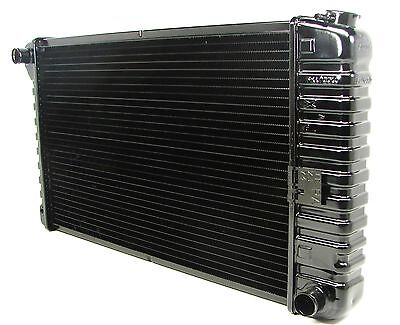 1969-1970-1971-1972 Chevelle Radiator 4 row w/Manual transmission