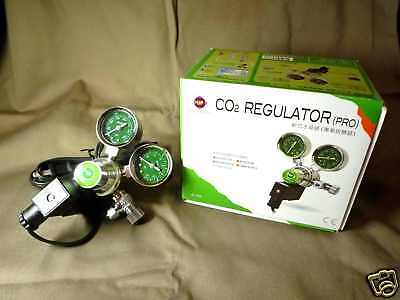 Up Aqua CO2 regulator with solenoid magetic valve control A-153