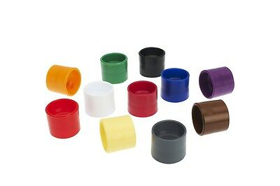 Coloured Plastic Woggle -  Beaver Cub Scout Brownie - Neckerchief Neckie Slider
