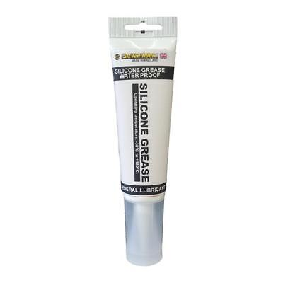 Silverhook SGPGT90 Silicone Grease 80ml Tube - For Electrical Connections Etc.