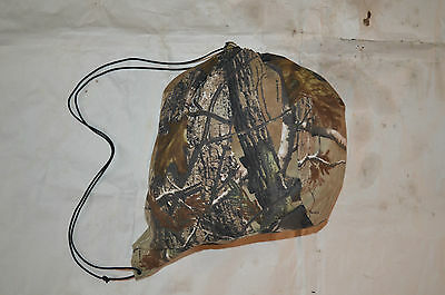 Camouflage Camo Print Pattern Helmet Bag Tote Storage Cover