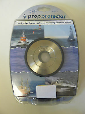 "Boat/yacht/marine Sterngear Shaft Disc Rope Cutter-Prop Protector 1"" Clamp On"