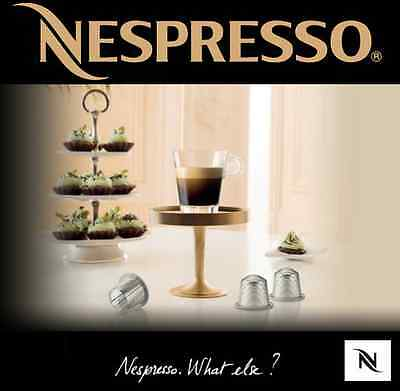 Limited Edition Nespresso Chocolate Mint 30 Capsules