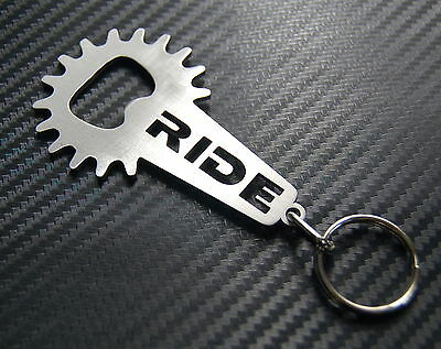 Live to Ride Bike Bicycle Chain Bottle Opener Bar Drinks BBQ Beer Novelty BO1202