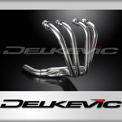 Kawasaki Z1000D-Z1R 78-80 Stainless 4-1 Exhaust Downpipes Not Oem Compatible