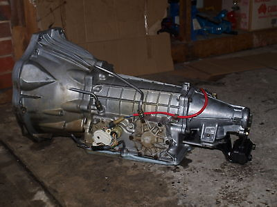 Ford Falcon El Series Auto Transmission 4 Speed For 4.0 Litre 6 Cylinder Motor