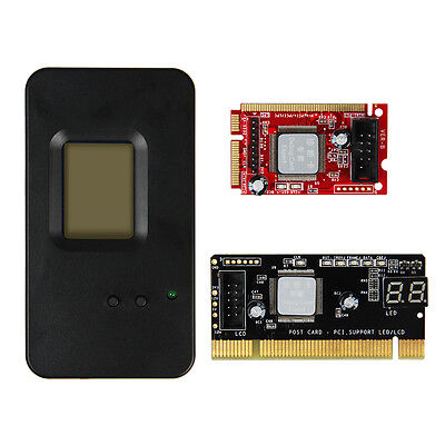 Upgraded Debug king III kit & Mini PCIe/Mini PCI/LPC 3-in-1 PCI interposer