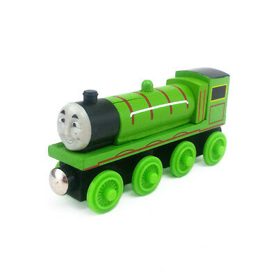 Thomas & Friends Henry Magnetic Wooden Toy Train Loose New In Stock