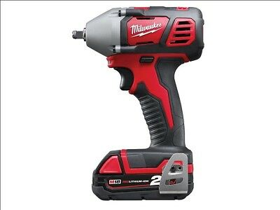 Milwaukee Compact 3/8in Impact Wrench 18V