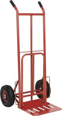 Sealey Sack Truck with Foldable Toe 250kg Capacity