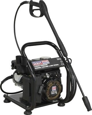 Sealey Pressure Washer 130 Bar 7 Litre/min 2.4HP Petrol PWM1300