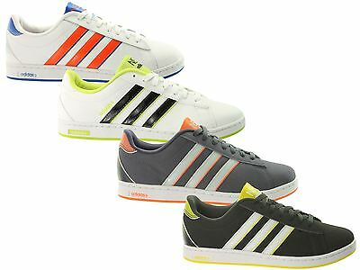 "New Mens adidas Derby Trainers Neo Label ""4 Great Colours"" UK 7.5, 8.5 & 9 ONLY~"