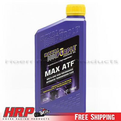 Royal Purple 01320 Max ATF Transmission Fluid - 1 Quart