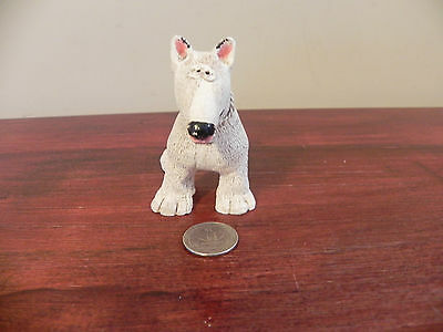 Clay English Bull Terrier Hand Made Signed