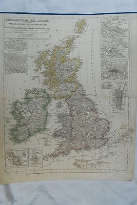 Grossbritannien und Irland Leipzig 1845     Great Britain and Ireland 1845