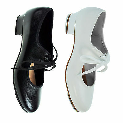 Bloch '330' Timestep - Black PU Tap Shoes with a Low Heel