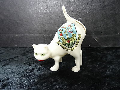 Arcadian Model of a Cat with Weymouth Crest