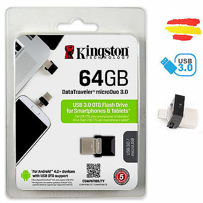 Pendrive Kingston Memoria Usb 3.0 2.0 Pen Drive 16 32 64 8 16Gb 32Gb 64Gb Gb