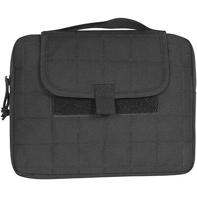 Viper Tactical Police Tablet Molle Case Padded Nylon Ipad Webbing Pouch Black