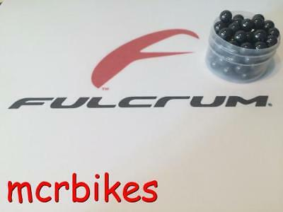 Fulcrum 1&3 Front Ceramic Upgrade Wheel Hub Bearings 1 Hub ( 30 Balls )