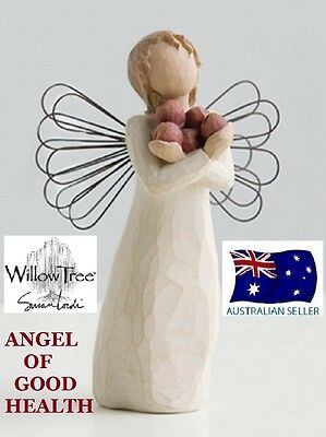 ANGEL OF GOOD HEALTH Demdaco Willow Tree Figurine By Susan Lordi  NEW IN BOX