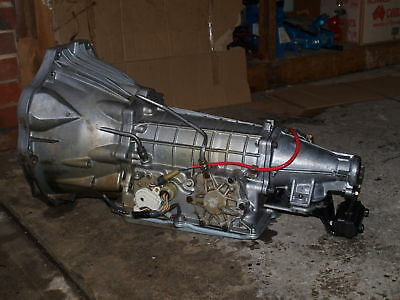 Ford Falcon  Au Series Auto Transmission 4 Speed  For 6 Cylinder + Warranty