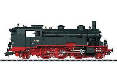 Märklin 55752 steam locomotive BR 75.4 the DRG mfx Sound Metal version # in #