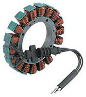Cycle Electric Stator; S/Tail'01-06;FXD'04-05 &FXD'06 with OEM'06 Rotor ONLY