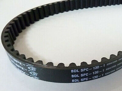 "BDL Belt SPC-130-1 Rear 130T x 1"" to suit Harley"