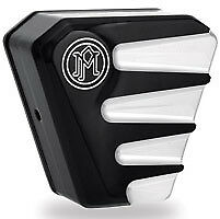 Performance Machine Contrast Cut Scallop Horn Cover - 02182001SCABM
