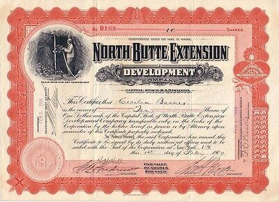 North Butte Extension Development 1909