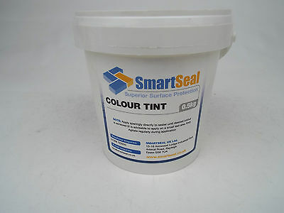 Smart Seal Colour Tint Silver Grey 0.5kg  (OF2S2)