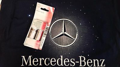 Mercedes Benz Genuine Touch Up Paint Pen Palladium Silver 792 OEM