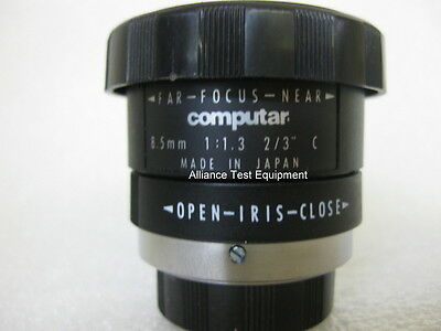 Edmund Optic 59842, Fixed Focal Length Lens, 6 MONTH WARRANTY!