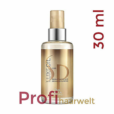 Wella SP Luxe Oil Reconstructive Elixir, 30 ml