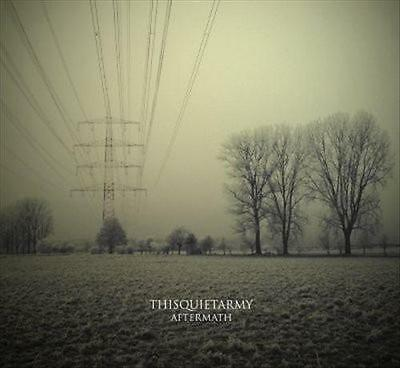 THISQUIETARMY - Aftermath (CD 2010) FRANCE Digipak MINT Ambient Drone Post-Rock