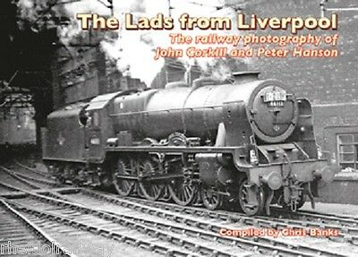 The Lads from Liverpool Railway Photography Book LMS British Railways 1950's
