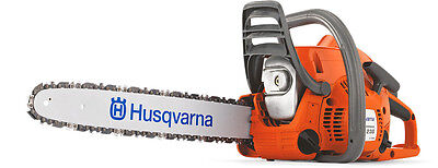 "HUSQVARNA 236 CHAINSAW 14"" Bar & Chain - Brand New UK model"