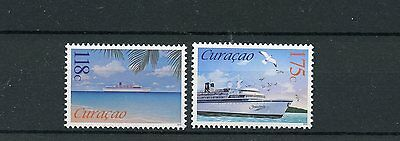 Curacao 2013 MNH Freewinds 2v Set Cruise Ships Boats Stamps