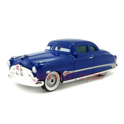 Mattel Disney Pixar Cars Doc Hudson Toy Car Rare 1:55 Loose New In Stock