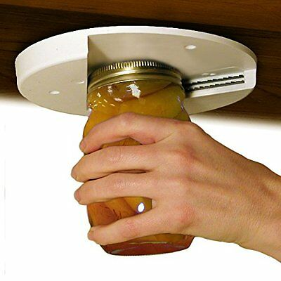 EZ Off Jar Opener Can Opener Kitchen Appliances Dining & Bar Free Shipping, New