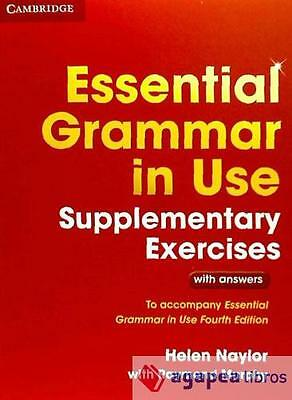 Essential Grammar in Use. Suplementary Exercises. LIBRO NUEVO