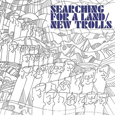 NEW TROLLS Searching for a land 2LP
