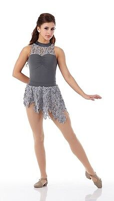 Contemporary Lyrical Dress Ballet Dance Costume YOU ARE LOVED Child & Adult