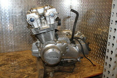 1979 Honda Cb750K 750 Four Engine Motor - Parts Motor Only