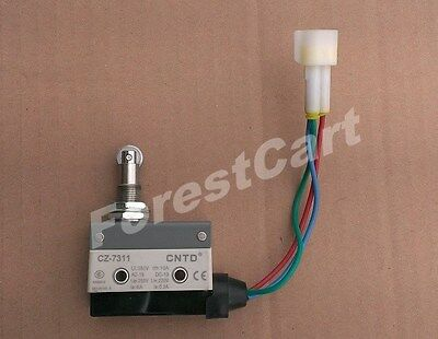 Tomberlin Parking Brake Switch (Part Number: 1008010),for Tomburlin Emerge Cart