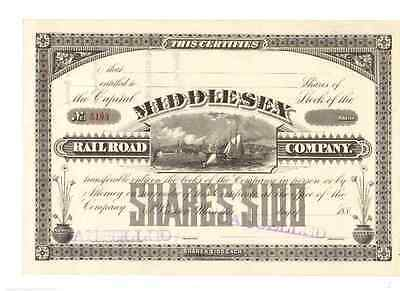 Middlesex Railroad Company