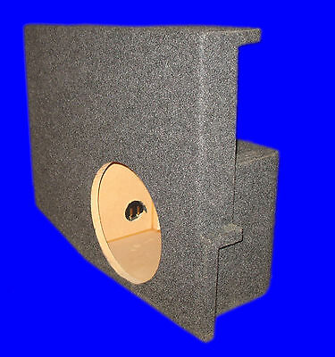 "Acura Tl 2004-08 Single 10"" Passenger Side Grey Subwoofer Enclosure Box W/o Nav"