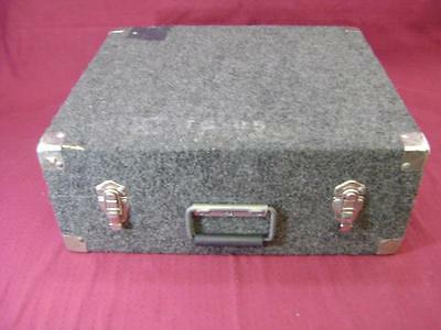 Carpeted Case with foam                 (E1C)